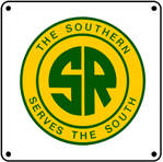 Southern The Southern 6x6 Tin Sign