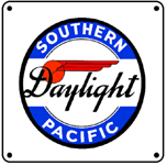 SP Daylight Drumhead 6x6 Tin Sign