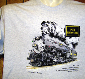 T-shirt Pere Marquette 1225 NEW