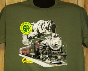 T-Shirt Southern #630 Steam