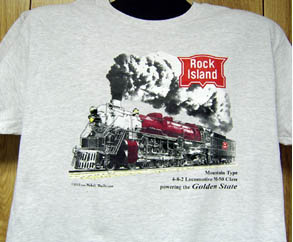 T-Shirt Rock Steam 4055