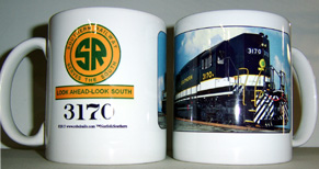 Coffee Mug Southern GP40