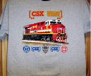 T-Shirt CSX 911 Honor Diesel